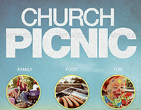 picnic flyer templates