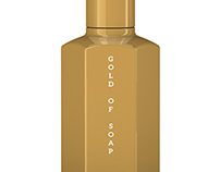 Gold of Soap (Hotel Amenities)