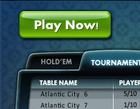 Pacific Poker GUI
