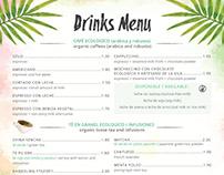 Pura Vida Restaurant Menu