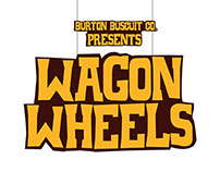 Wagon Wheels rebrand