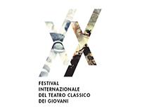 Catalog for the International Festival of Theater