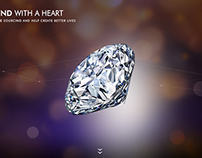 Interactive showcase of Diamonds Manufacturer