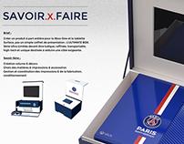 ATYPAC x PSG - XBOX One BOX