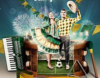 São João e Copa Governo de Sergipe