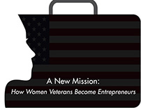 Women Veteran Business Conference Logo