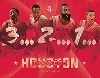 Houston Rockets Concept Art