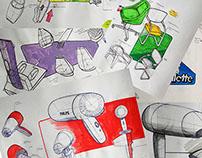 Old Design Sketches