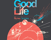 The Good Life - Tour Poster