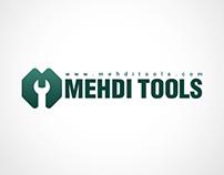 Mehdi tools-logo design
