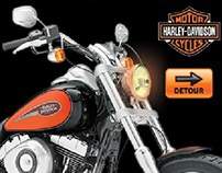 Harley Davidson 105th Anniversary (Digital)