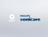 Philips Sonicare web-site concept