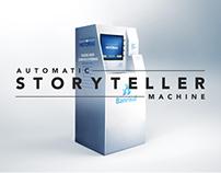 Automatic Storyteller Machine