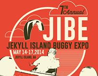 Jekyll Island Buggy Expo T-Shirt