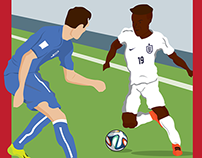 England World Cup Poster Series