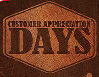 Customer Appreciation Days Marketing Campaign