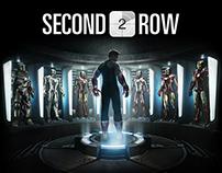 Second Row // App Design
