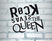 Rock saves the Queen