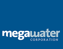 MegaWater Visual Identity