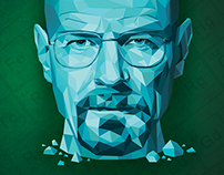 Blue Meth - Breaking Bad Alternative poster