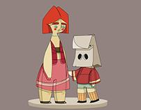 Character illustration II