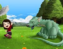 Sofy y el Dragon