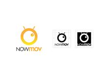 Nowmov Logo design