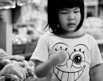 My Portraiture Series: Market People