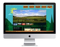 Duck Creek Village Website Design