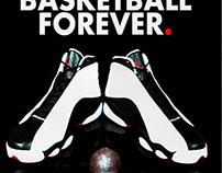 Jordan Shoe Ad