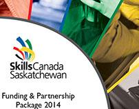 Skills Canada Saskatchewan booklet