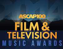 ASCAP Film & TV Music Awards 2014