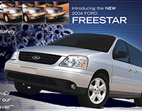 JWT - Ford Print Ads