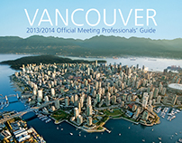 Tourism Vancouver : Meeting Professionals' Guide