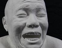Yao Ming Meme: Portrait