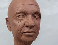 In Progress Sculptures