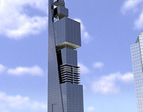 Miniature Fabrication | Dubai Tower | BOSA