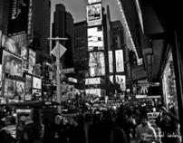 New-York in B&W
