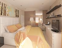 bedroom Симферополь