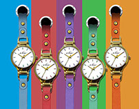 Gemini Watch Collection by Aline