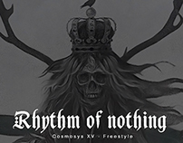 Rhythm of nothing