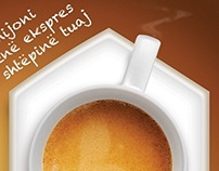 Nescafe Espresso at your home
