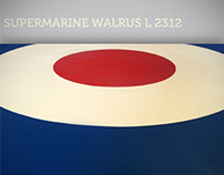 "Exhibition : ""Supermarine Walrus L2312"""