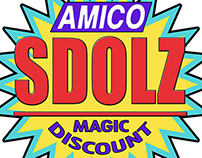AMICO SDOLZ MAGIC DISCOUNT