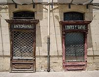 Tiendas antiguas de Logroño