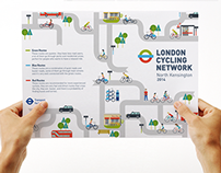 London Cycling Network - Transport for London