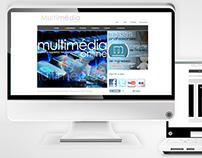 Website Multimédia Online