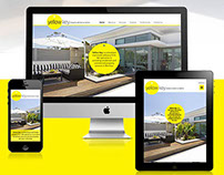 UI, UX design & Art direction for Yellow Key realty