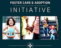 Foster Care & Adoption Initiative Brochure