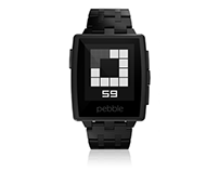 ttmmit - watchface app for Pebble